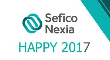 Sefico Nexia Carte de voeux 2017